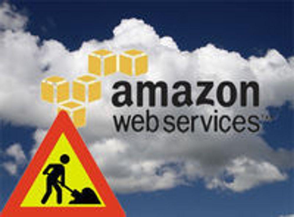 Amazon forklarer «skybruddet»
