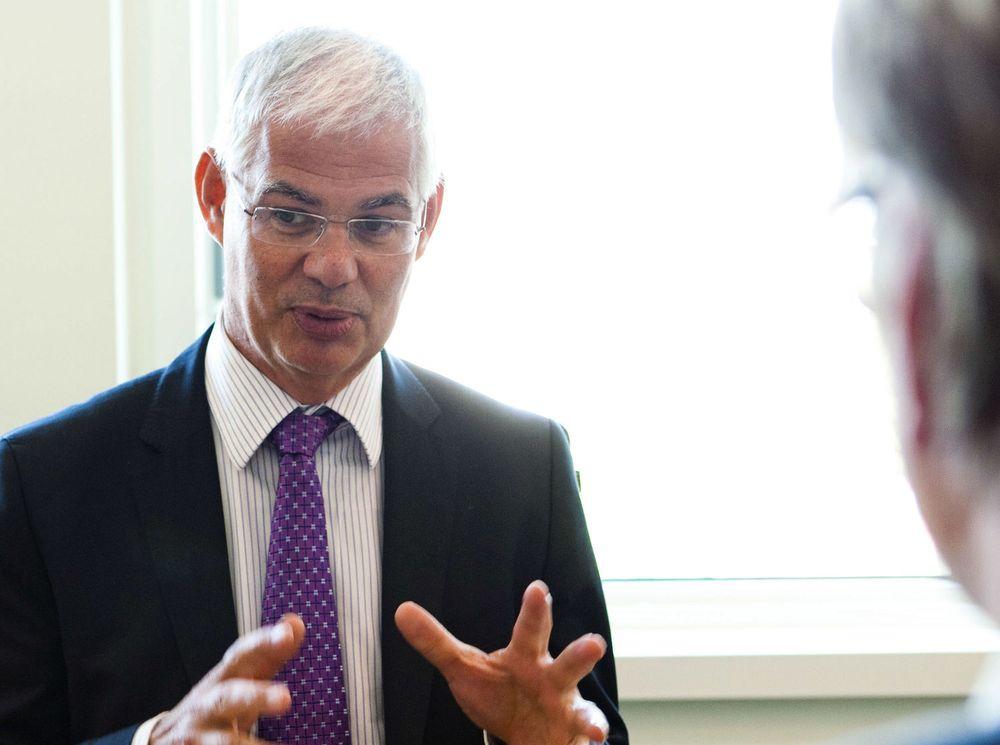 Logicas toppsjef Andy Green er ikke sikker på at ERP-markedet vil komme tilbake til gamle høyder.