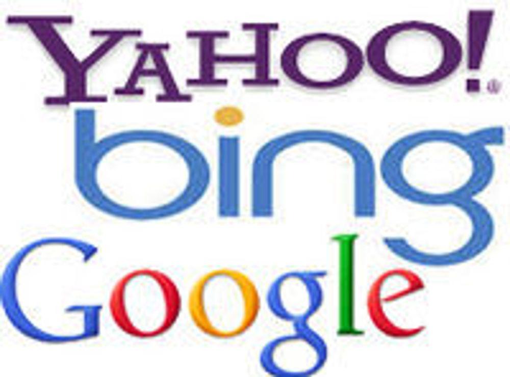 – Yahoo! best på søk