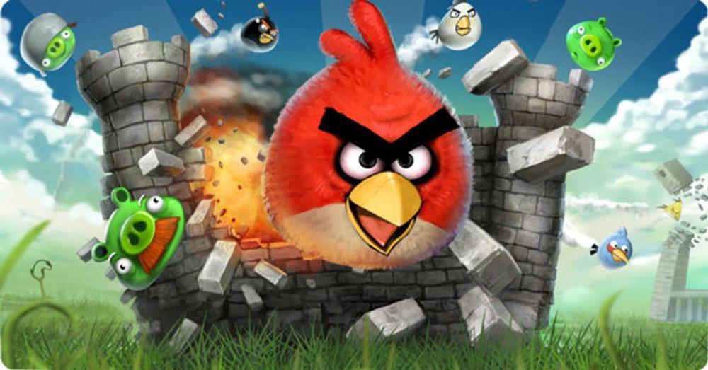 Selskapet bak Angry Birds skal være i samtaler med et underholdningsselskap om en strategisk investering.