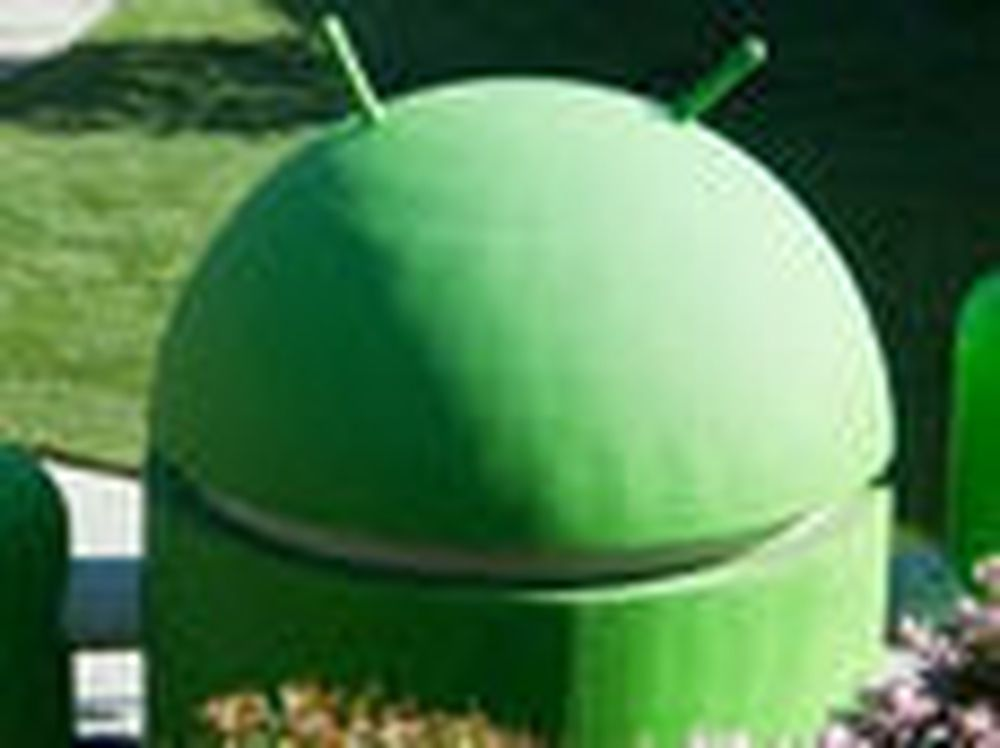 Android under lupen