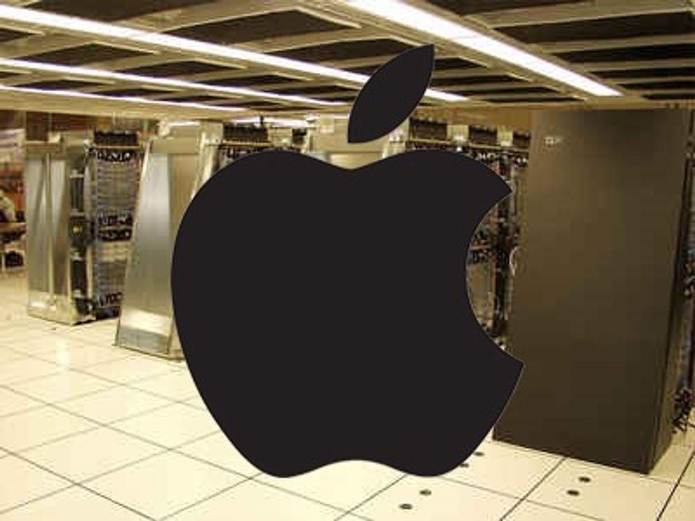 Apple mer verdt enn Exxon