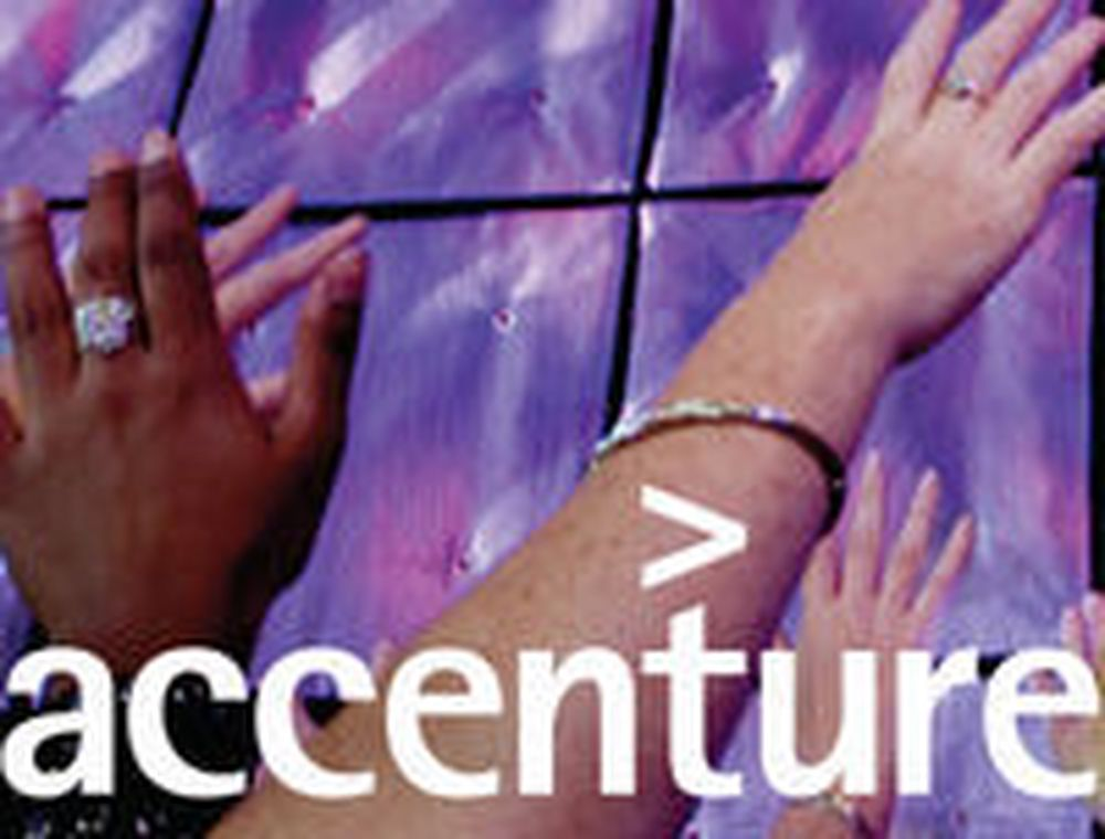 Svekket Accenture ser lysning på sikt