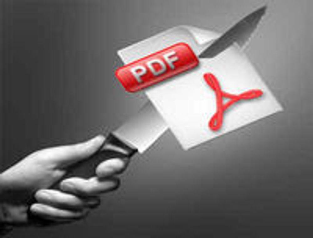 Adobe lover å lukke kritisk sikkerhetshull