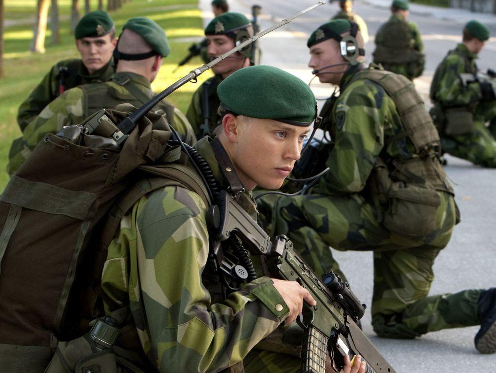 Gir stemme til Sveriges forsvar
