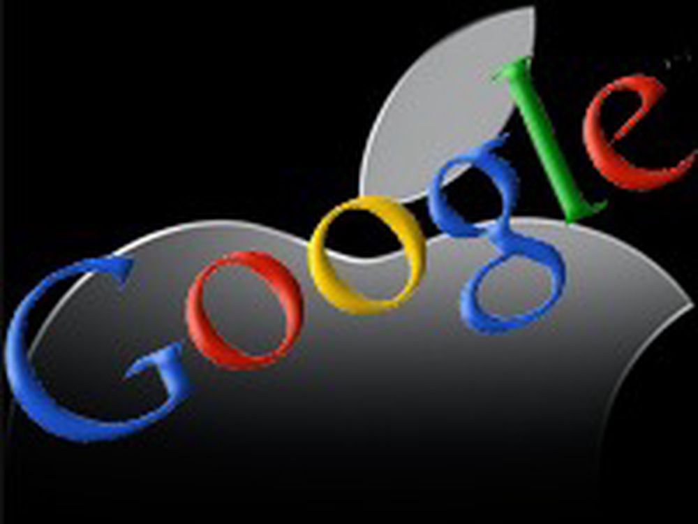 Ny rivalisering mellom Apple og Google