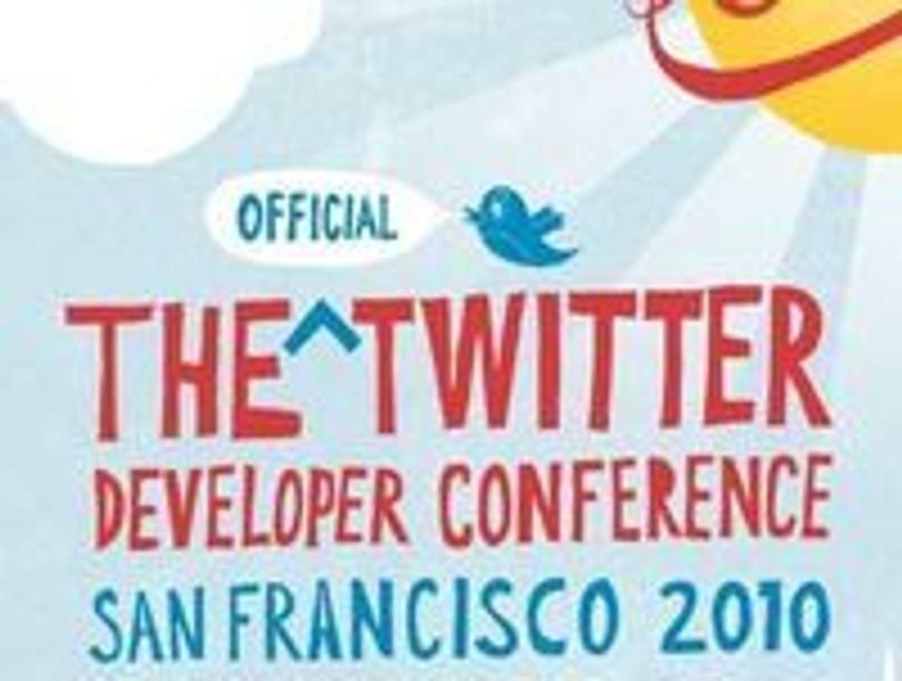Twitter frir til utviklere