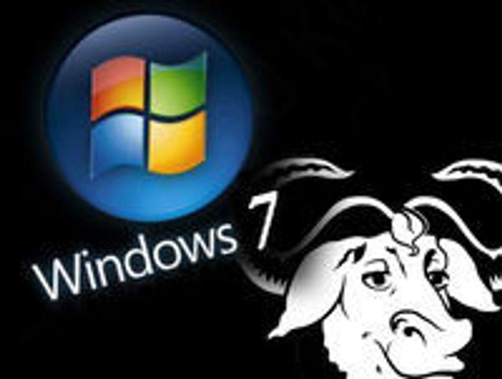Slipper Windows-verktøy i åpen kildekode