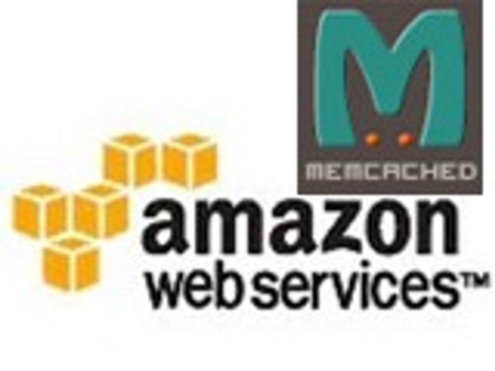 Lanserte webcache for Amazons nettsky