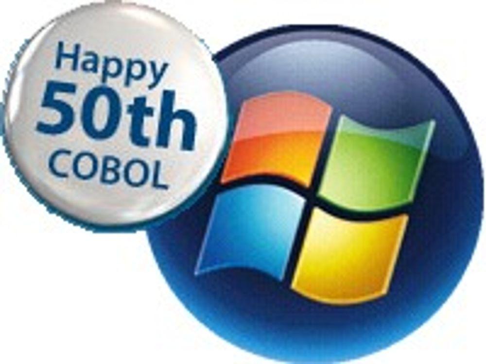 Kan flytte Cobol og CICS til Windows