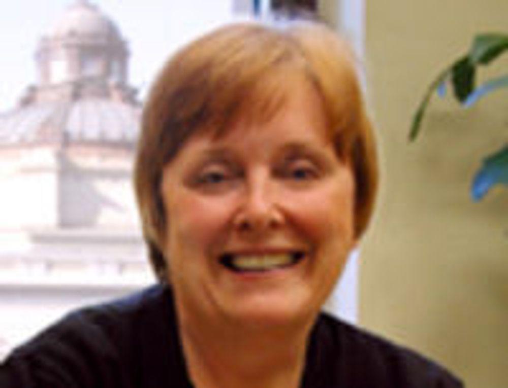 Marybeth Peters har ledet US Copyright Office siden 1994.