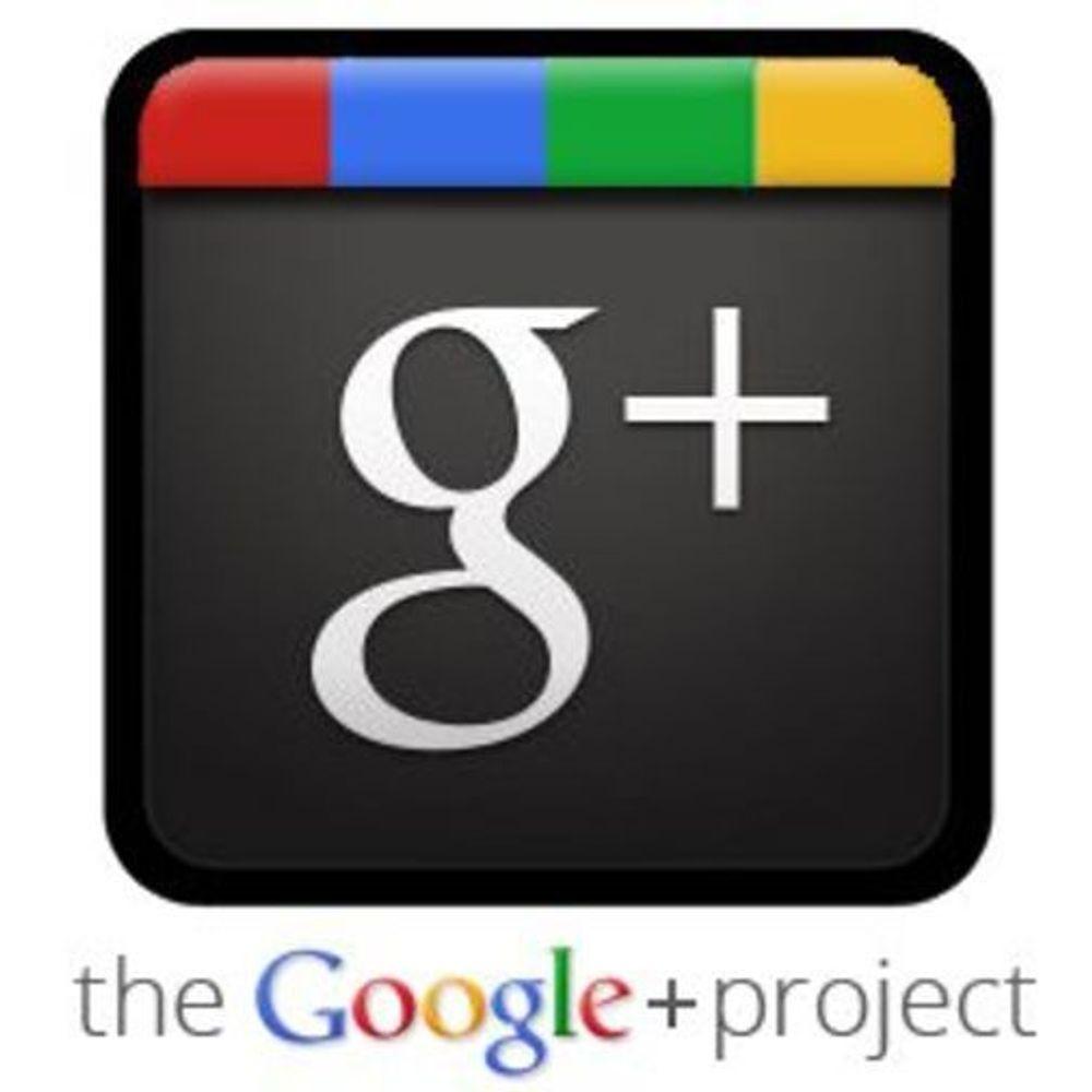 Ber bedrifter vente med Google+