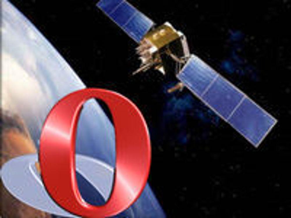 Opera skal fortelle nettsteder hvor brukerne er