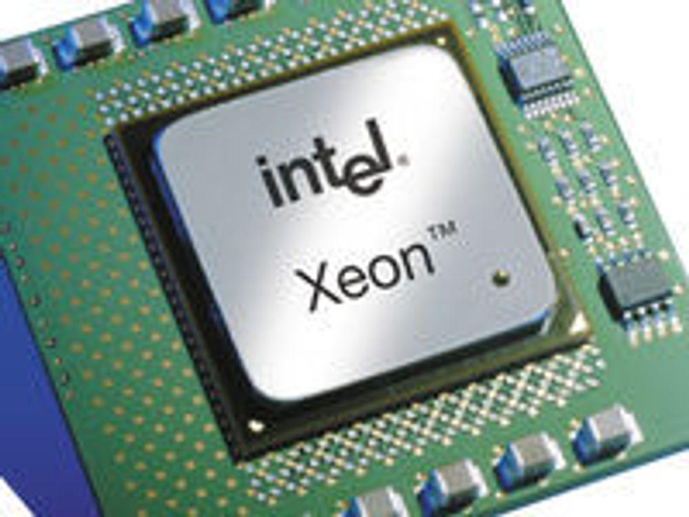 Lover diger fartsøkning med ny Xeon