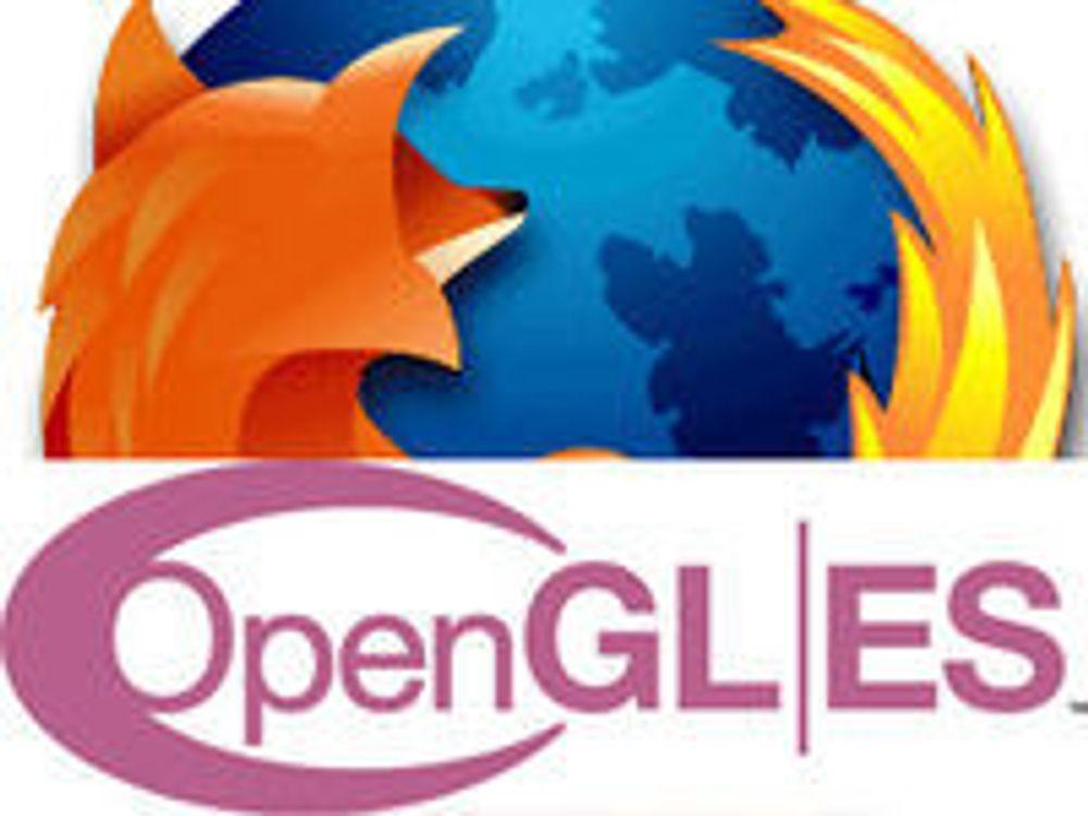 3D-støtten kan komme raskt i Firefox