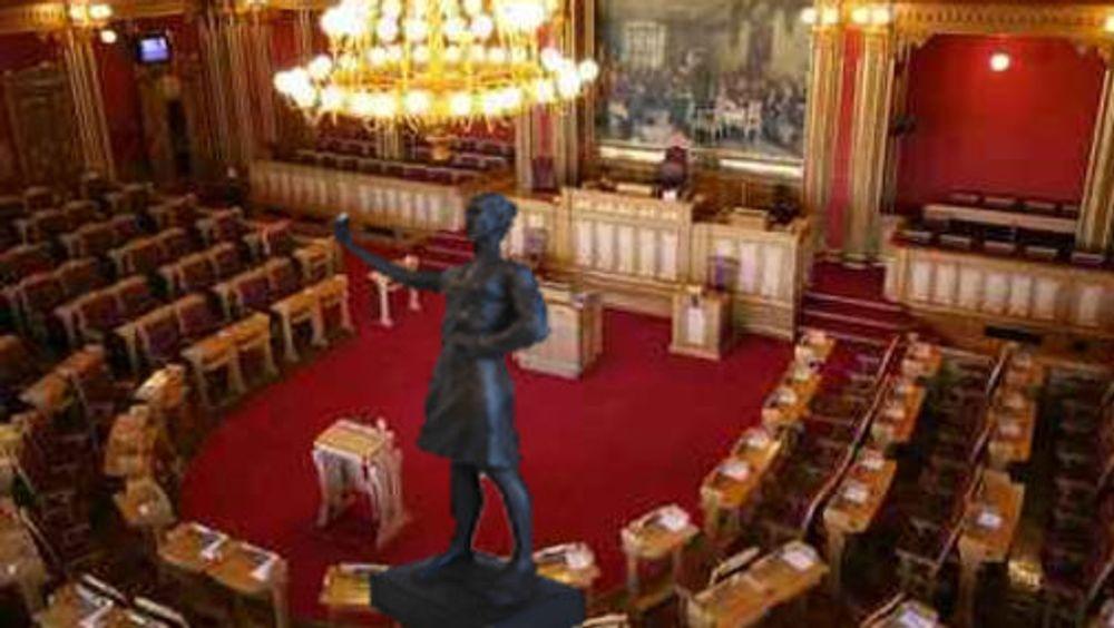 Stortinget.no fikk gull i klassen for offentlige virksomheter da Farmandprisen «Beste nettsted» ble utdelt.