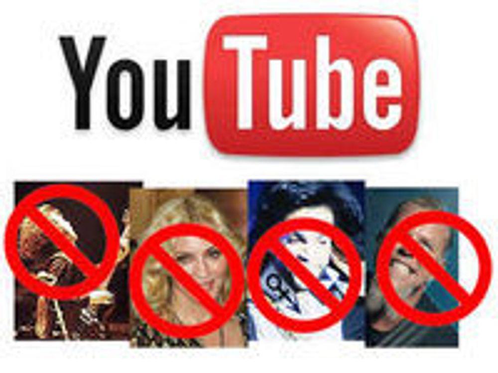 Bruker opphavsrett mot Youtube-ungdom