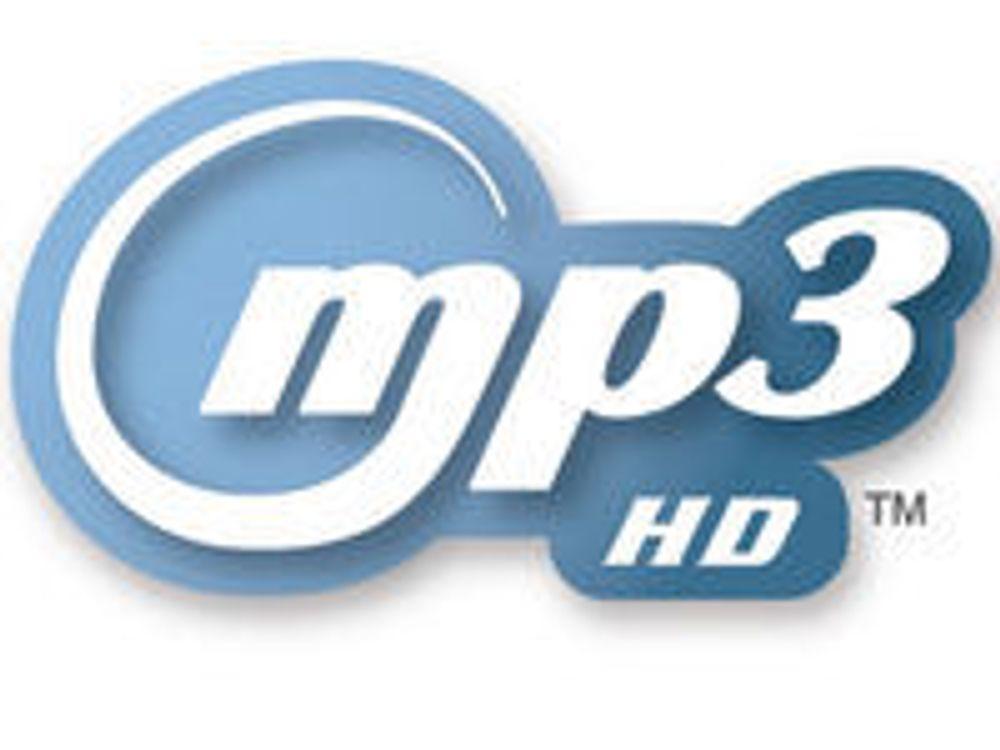 Nytt MP3-format lover CD-kvalitet