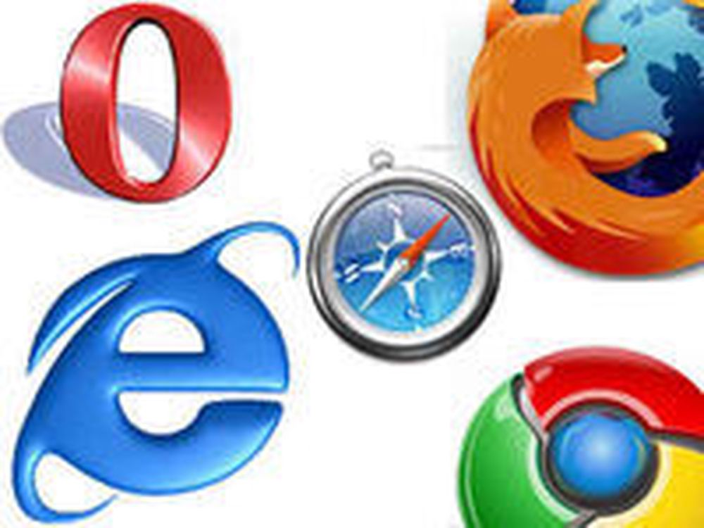 Forsiktig overgang til Internet Explorer 8