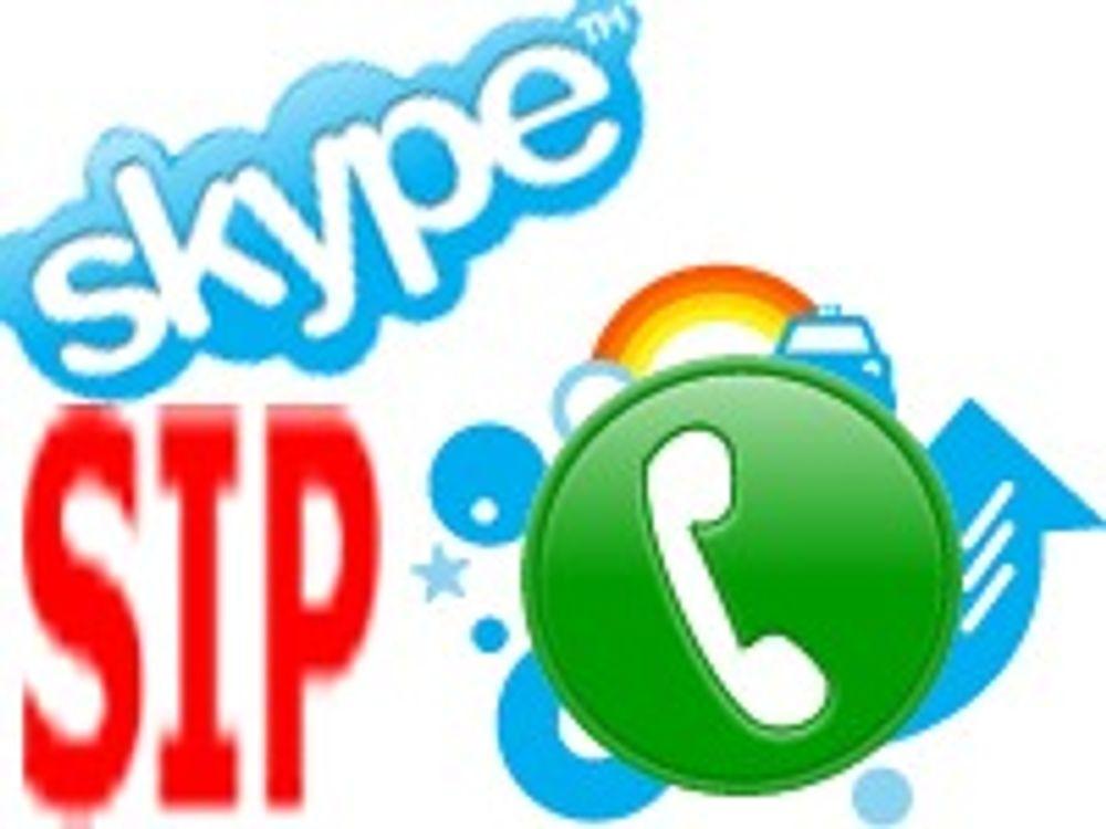 Skype vil inn i sentralbordet