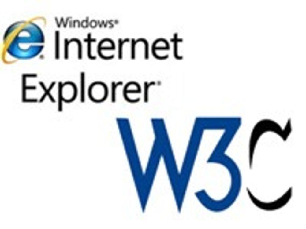 Lover å støtte flere webstandarder