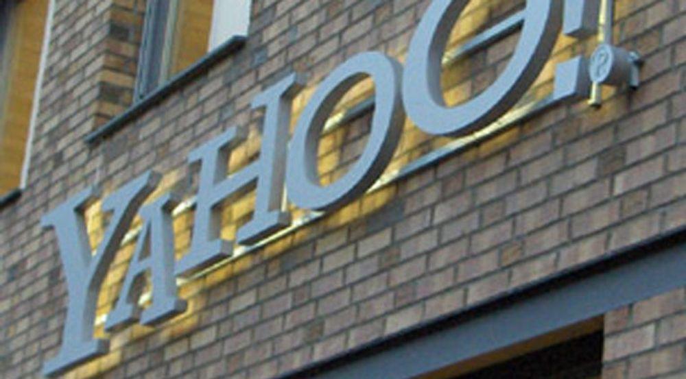 Yahoo fjernet norgessjefen