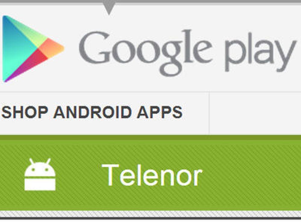 Betal mobilapps via mobilregningen
