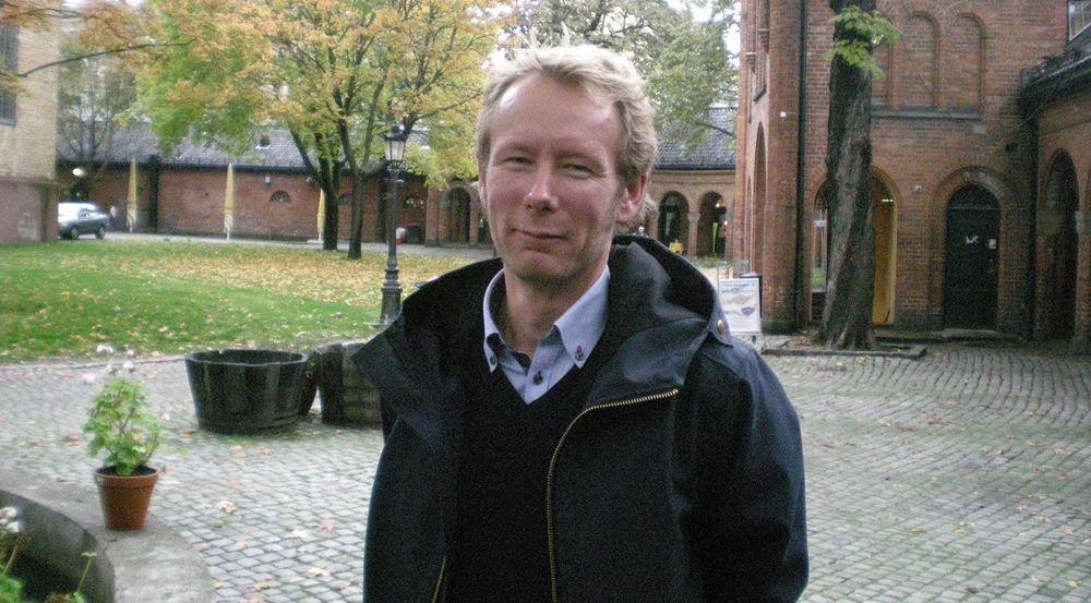 Endre Berge er medeier og en av fem ansatte i Netenviron. Det lille firmaet har utviklet det sosialet nettverket BI Alumni og tilsvarende løsninger for Universitetet i Bergen, Ernst & Young o Deutsche Telekom.