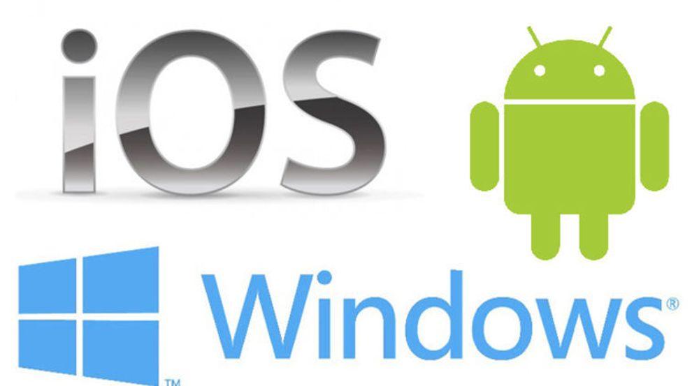 Den kommende uken kommer til å være preget av nyheter knyttet til både Apples iOS, Google Android og tre ulike Windows-produkter fra Microsoft.
