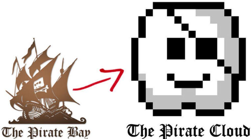 Fildelingsnettstedet The Pirate Bay har ikke latt seg stanse tross mange forsøk fra myndigheter verden over. Nå flytter de ut i nettskyen og blir enda vanskeligere å stoppe.