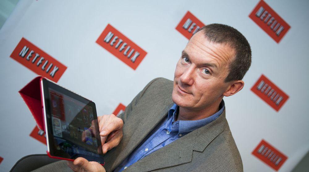 Teknologisjef Neil Hunt i Netflix viste frem tjenesten til et norsk publikum onsdag. En svært viktig del av tjenesten er analyse av brukerens preferanser og smak.