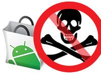 Google stopper piratkopierte apps