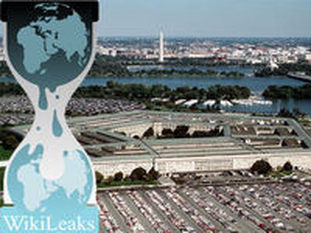 Digital hodepine for Pentagon