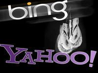 Yahoo Japan vraker Bing
