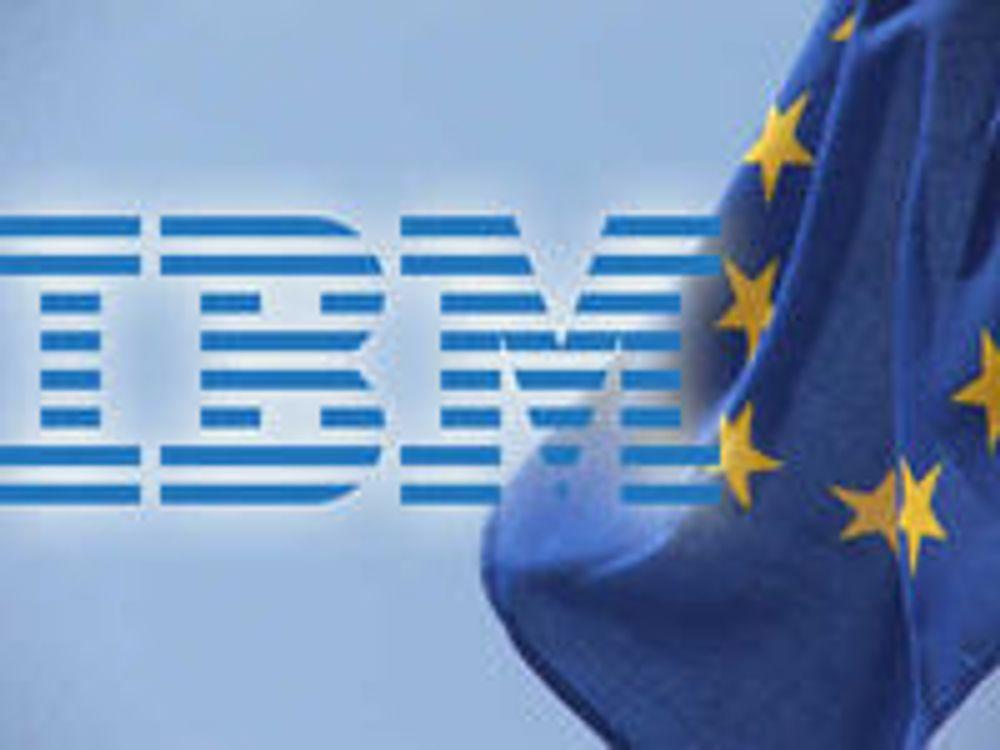 EU åpner sak mot IBM