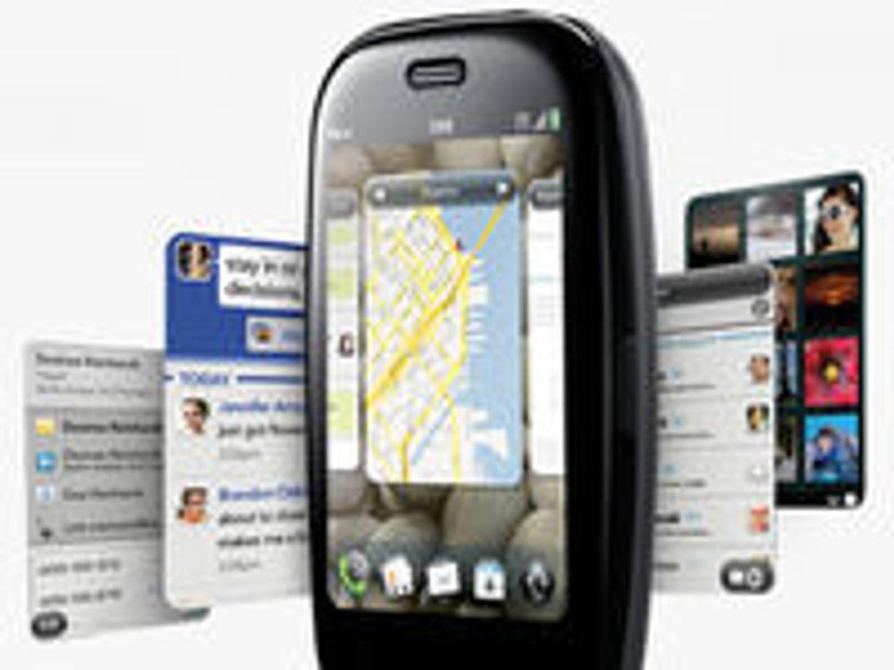 HP vraker WinPhone7