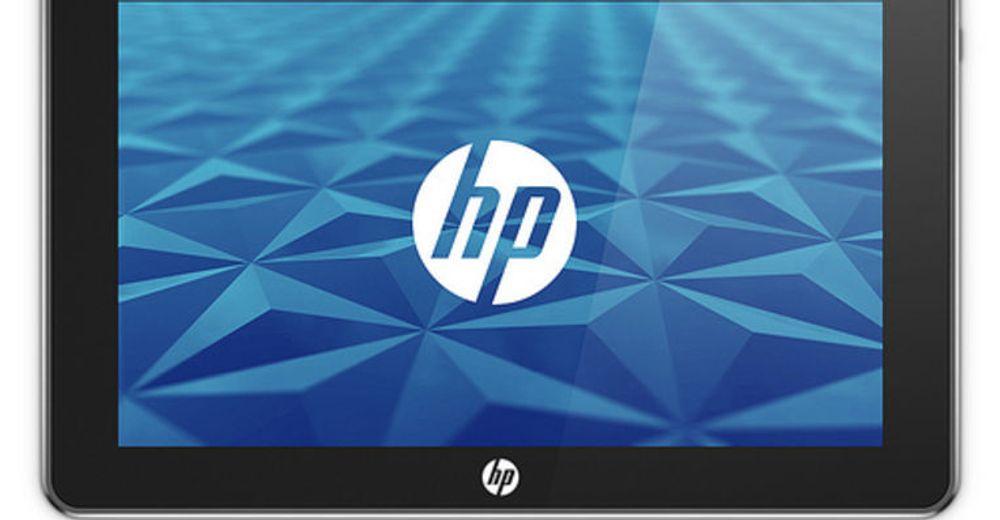 Slate 500 blir levert med fullversjonen av Windows 7, ifølge HPs produktsider.