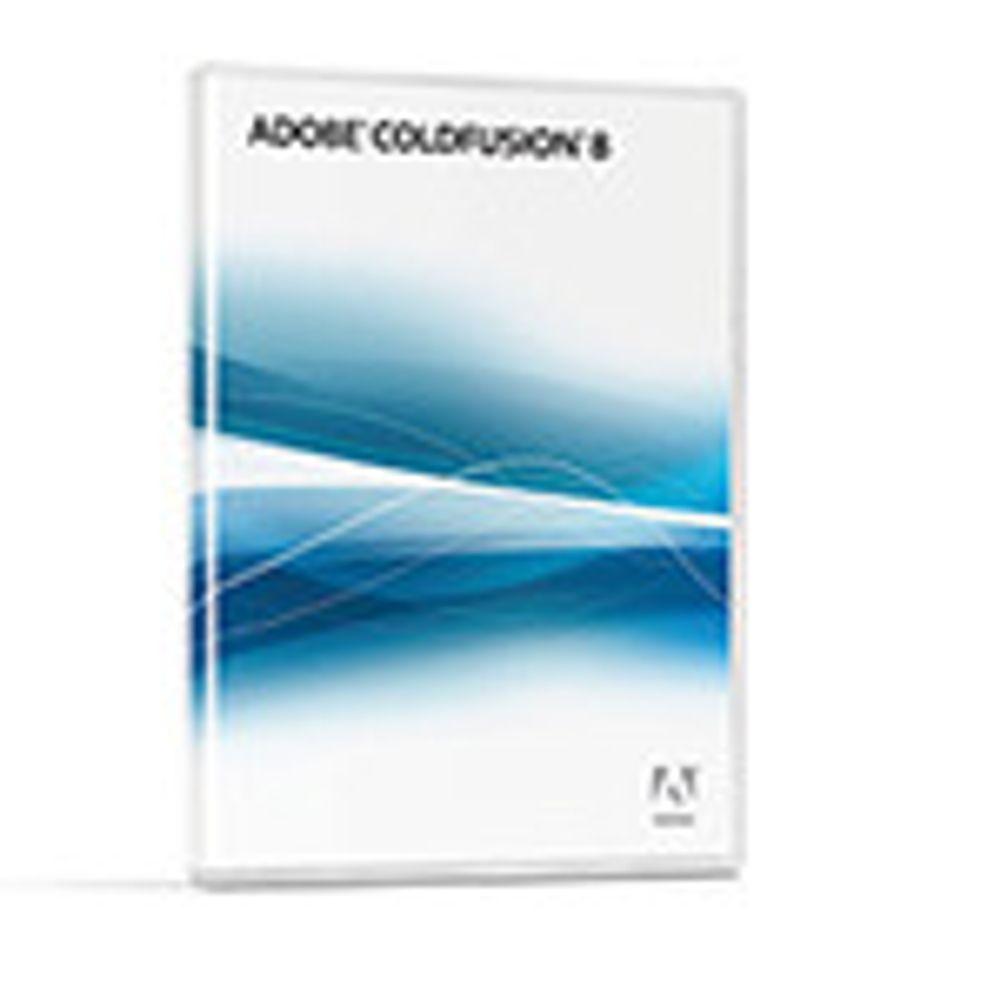Ny versjon av Adobe ColdFusion