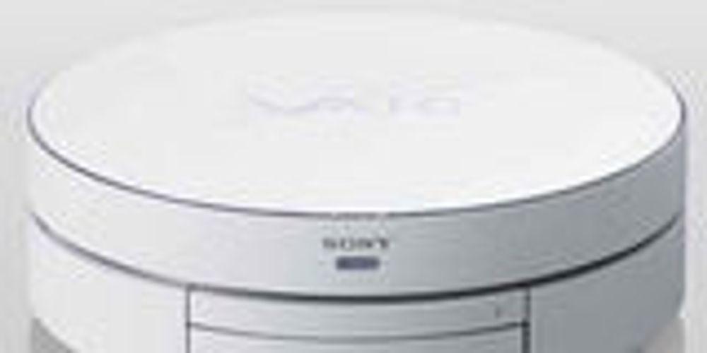 Sony lanserer iPod-aktig PC for stuen