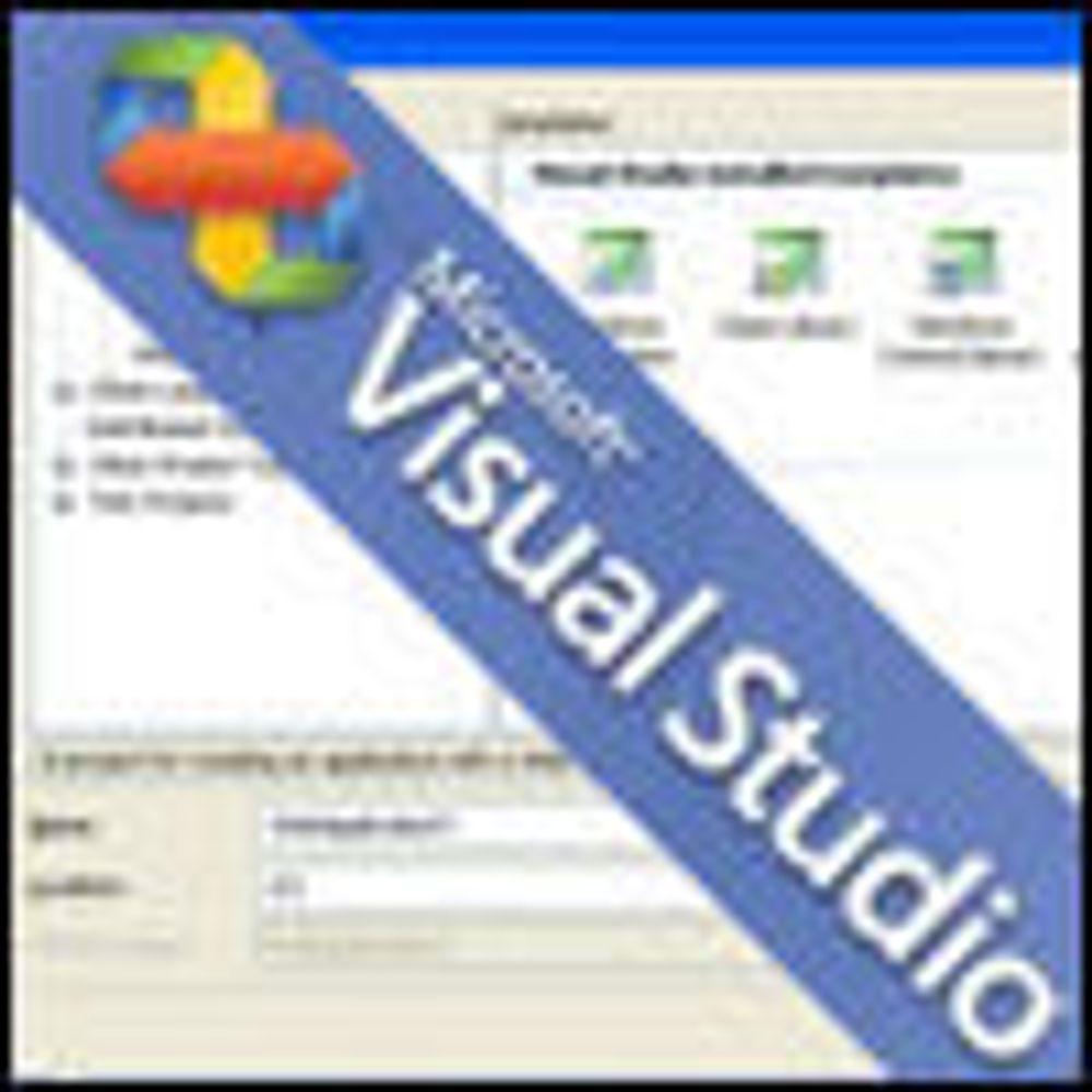 Ny utgave av Visual Studio på vei