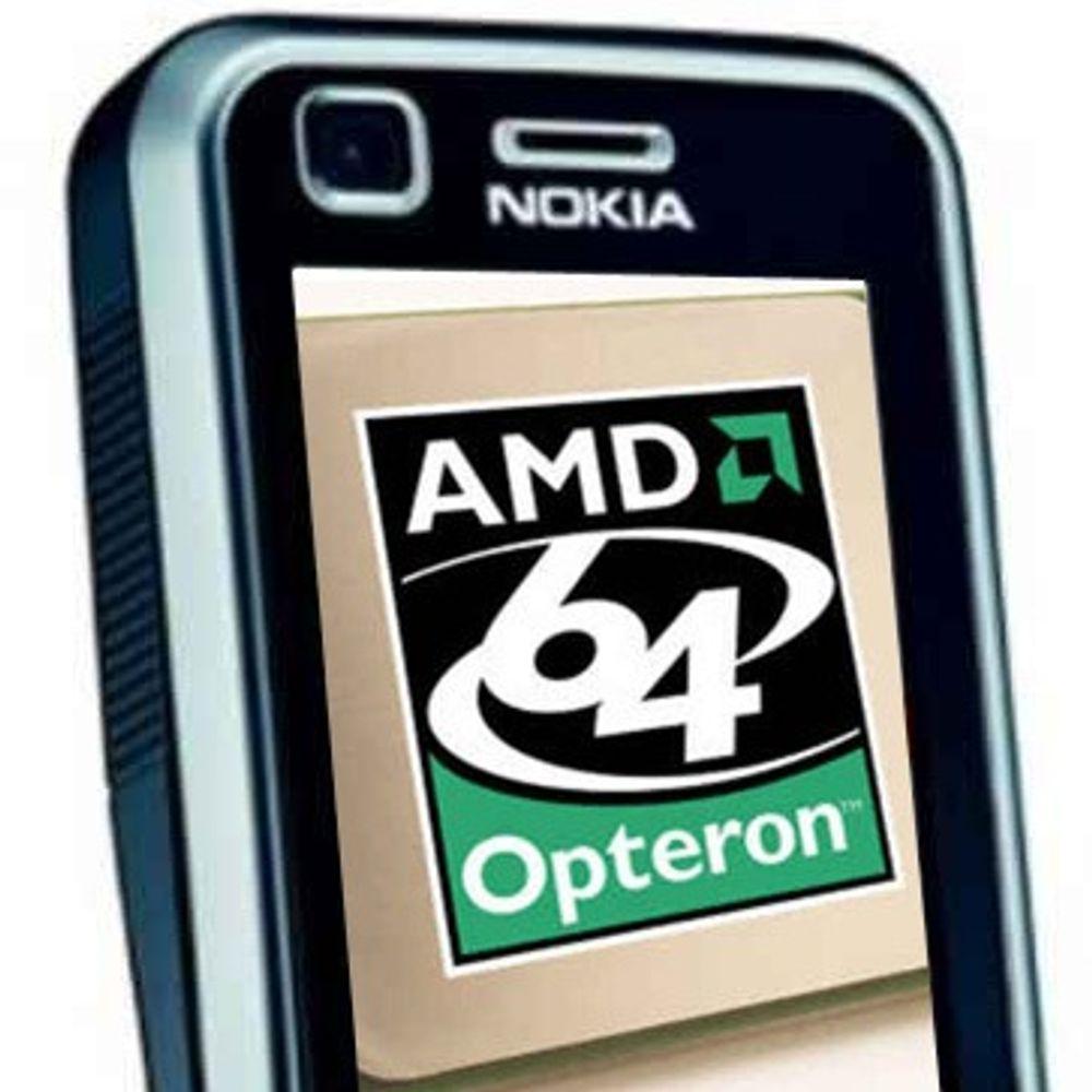AMD legger frem redningsplan