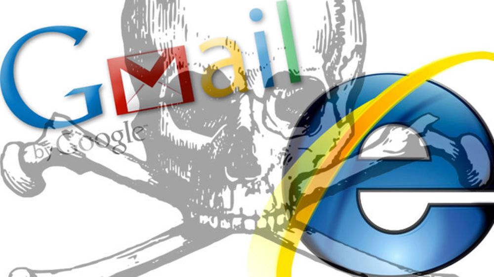 Kaprer Gmail-kontoer via IE
