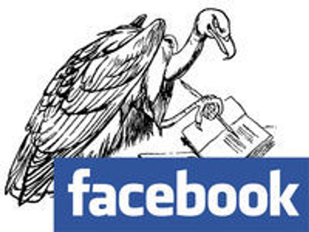 Krever halve Facebook