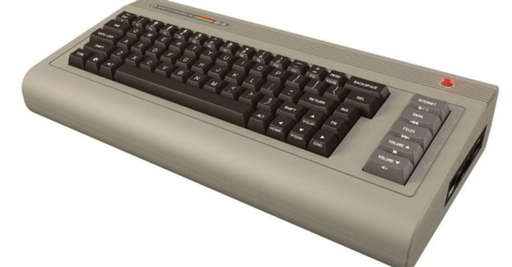 Commodore 64 ble opprinnelige lansert i 1982 og var en av de første personlige datamaskinene som var billige nok til at folk flest hadde råd til dem. Opprinnelig kostet den 6.000 kroner, men prisen ble halvert allerede i 1983.