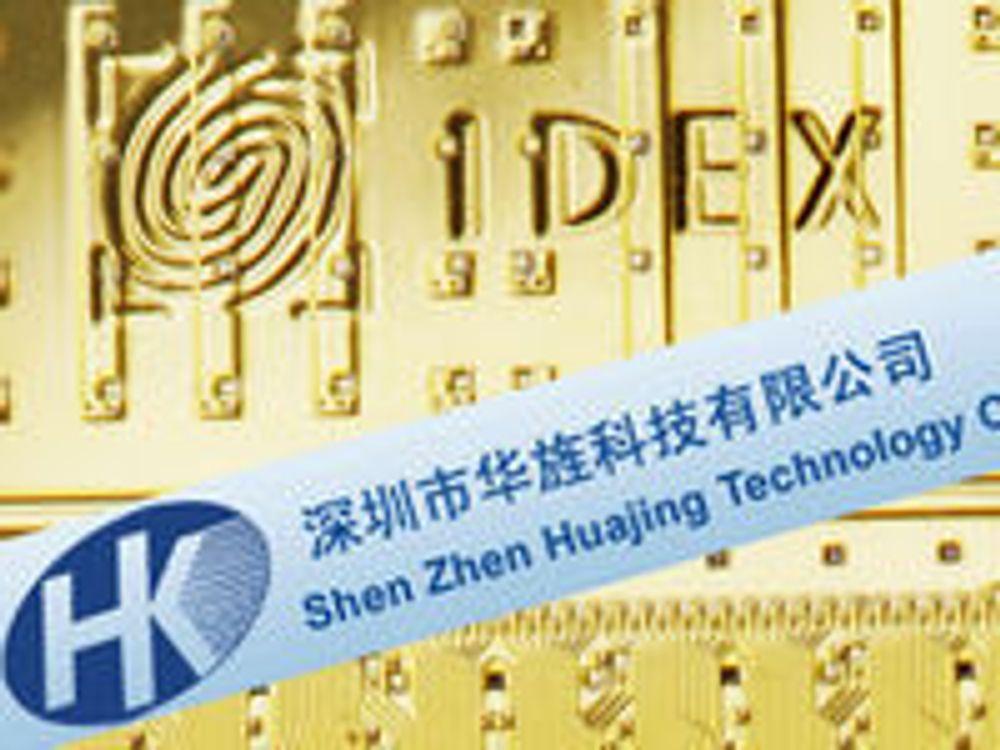Idex med på ID-prosjekt i Kina