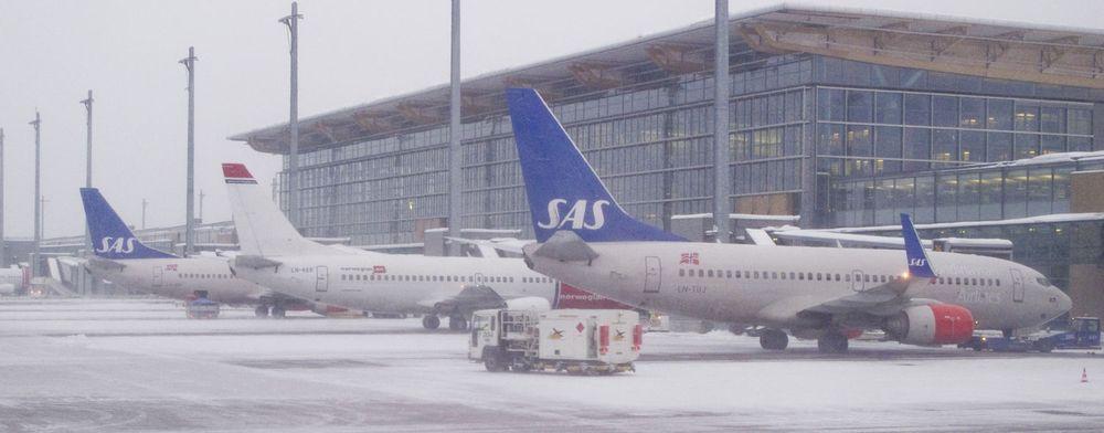 Gardermoen er blant de første flyplassene som får gratis trådløst nett sponset av Avinor.