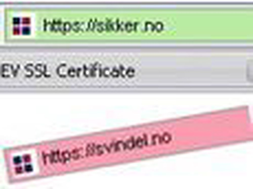 Flere angrep mot SSL-utsteder