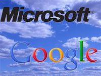 Microsoft klager Google inn for EU