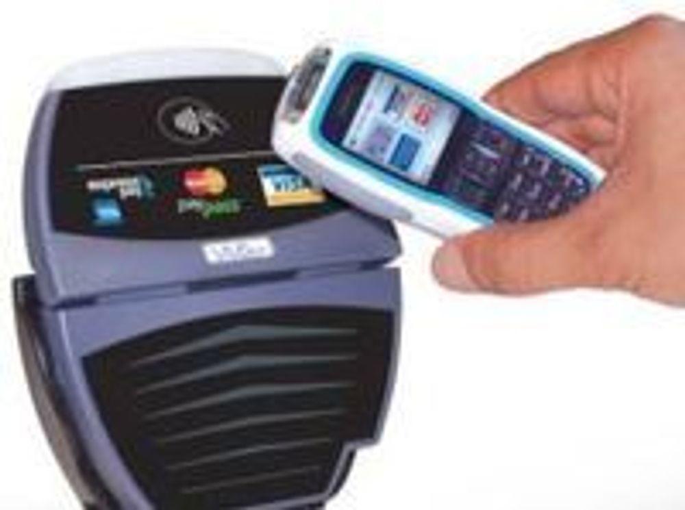 - Alle mobiler får NFC i 2010