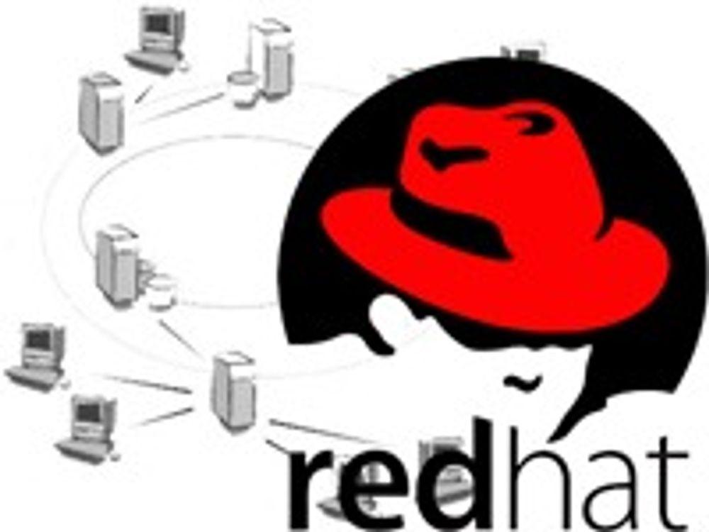 Red Hat økte salget med 11 prosent